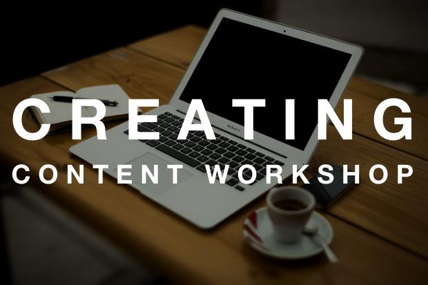creating-content-workshop