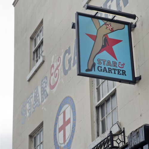 star-and-garter