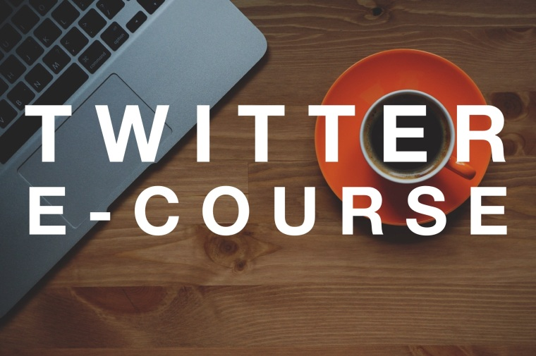 twitter-e-course