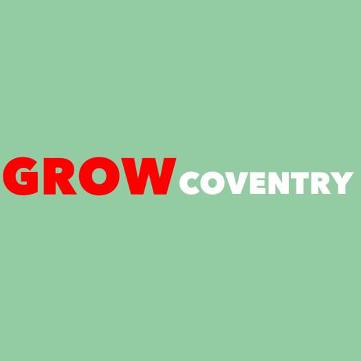 Grow Coventry logo