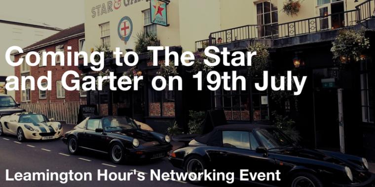 19th july at star and garter