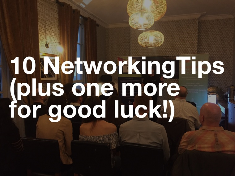 networing tips