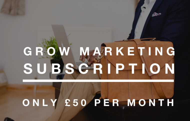 Grow marketing subscription